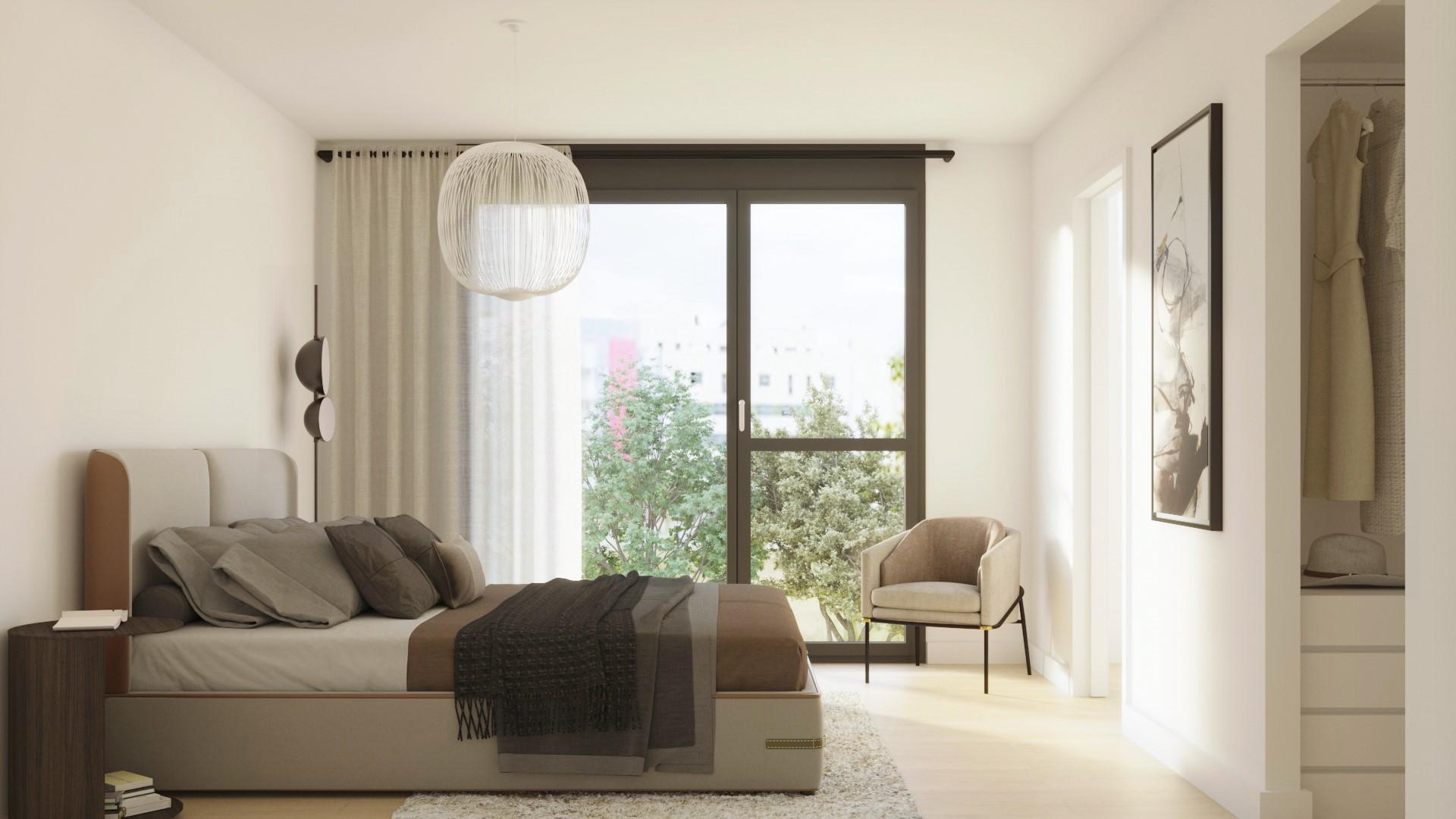 Dormitorio Residencial Suertes de la Villa El Cañaveral